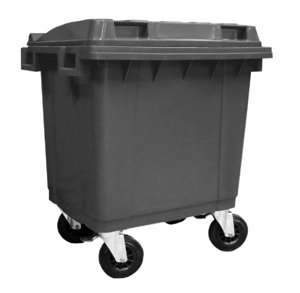 400L affaldscontainer