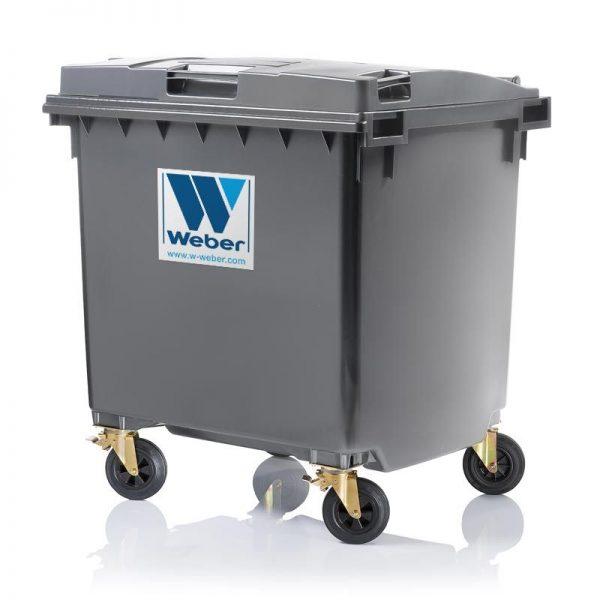 1000L affaldscontainer