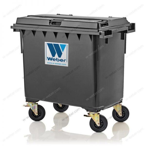 660L affaldscontainer