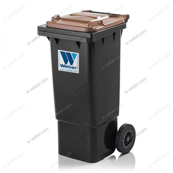 80L affaldscontainer