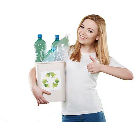 affaldsindsamling
