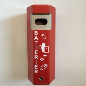 syrefast batteriboks